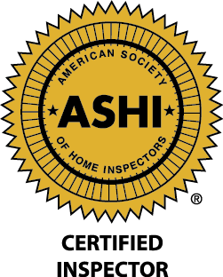 ASHI Member, home inspection