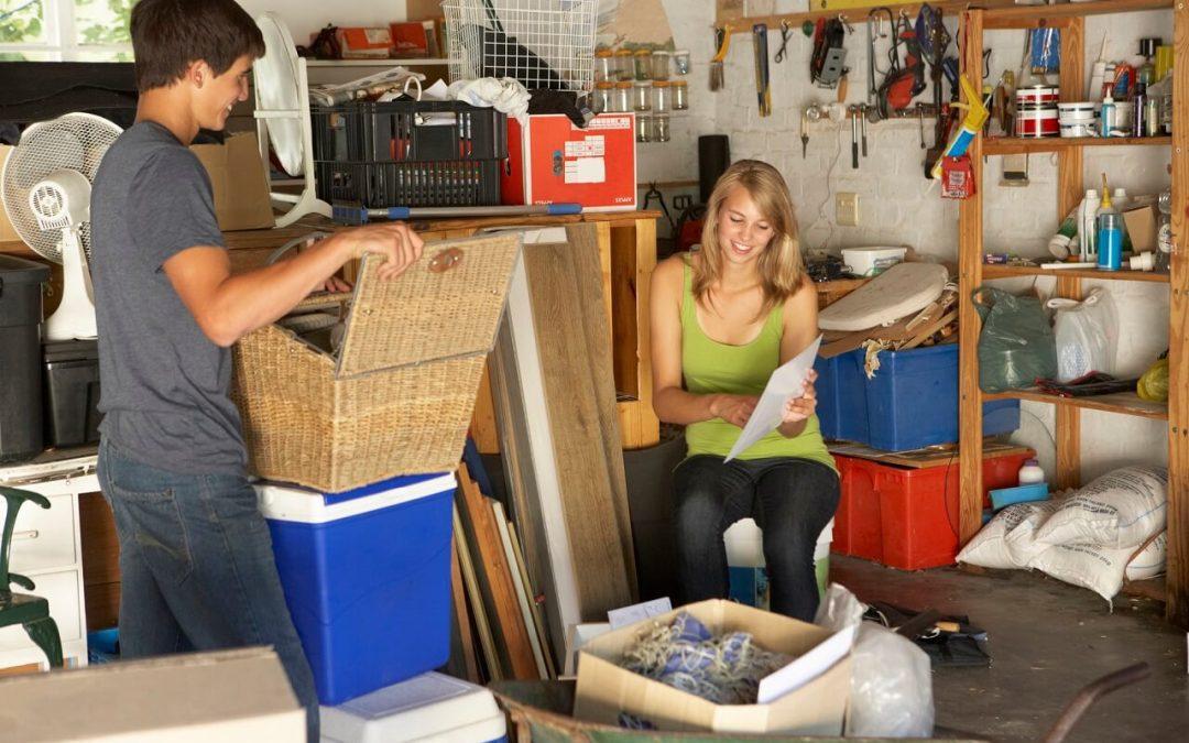 4 Garage Storage Solutions